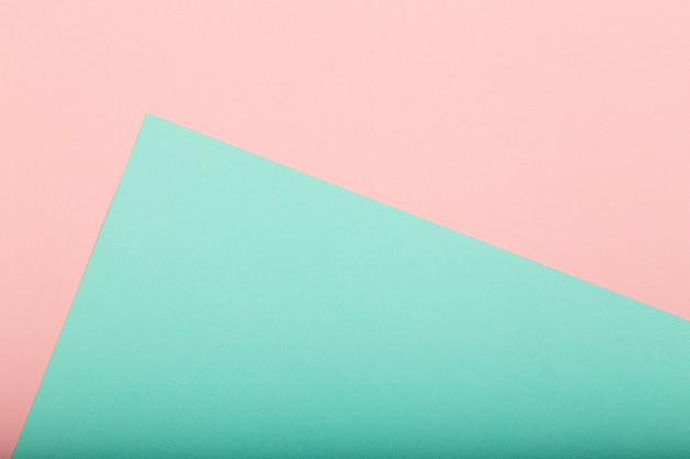 Fundo de papel geométrica