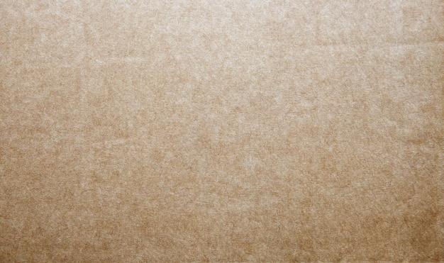 Fundo de papel kraft marrom duro com texturas