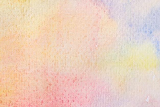 Fundo de papel pintura pastel