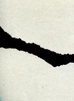 Fundo de papel rasgado com textura de foto