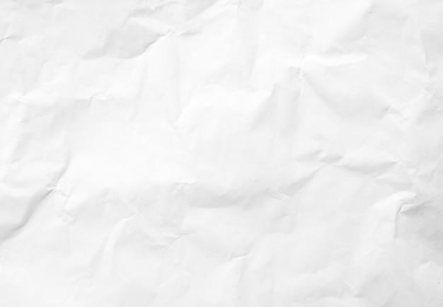 Fundo de papel reciclado com rugas brancas