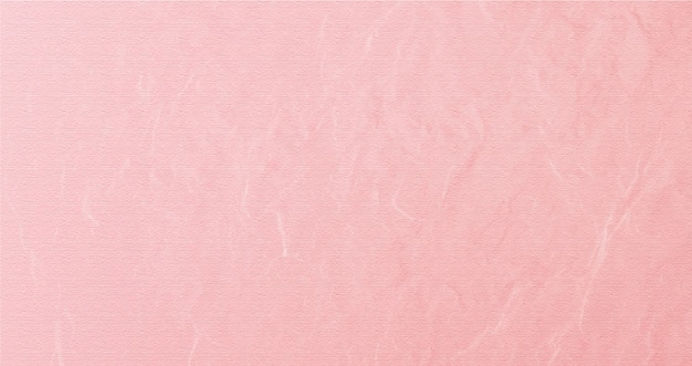 Fundo de papel texturizado rosa amarrotado