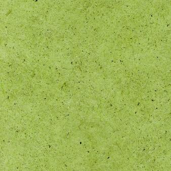 Fundo de papel verde reciclar.