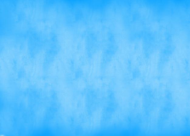 Fundo de parede azul.