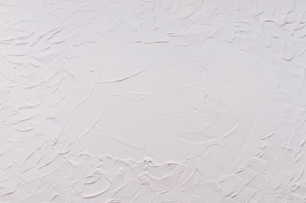Fundo de parede com gesso e padrão