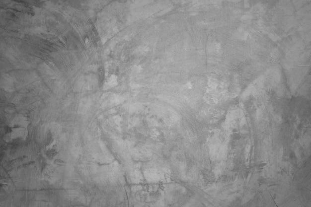 Fundo de parede de cimento cinza grunge