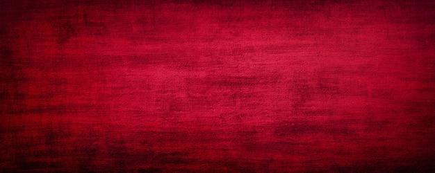 Fundo de parede de cimento de sangue vermelho abstrato com concreto riscado, moderno de fundo com textura áspera, quadro-negro. textura áspera estilizada de arte em concreto