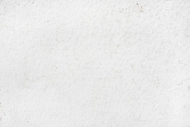 Fundo de parede de concreto branco em branco