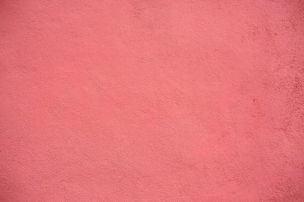 Fundo de parede de concreto com textura vermelha