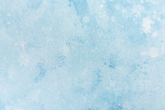 Fundo de parede de estuque texturizado azul