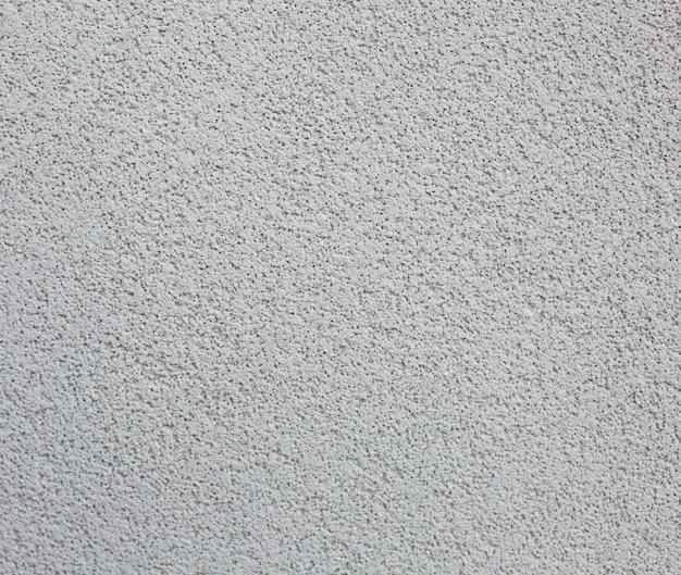 Fundo de parede de gesso de cimento branco