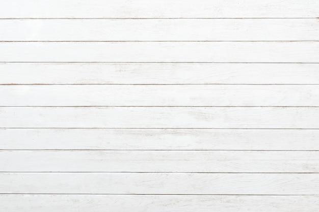 Fundo de parede de madeira branca