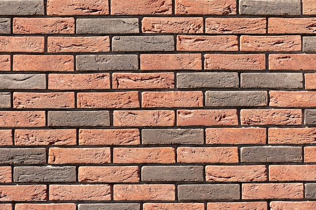Fundo de parede de tijolo