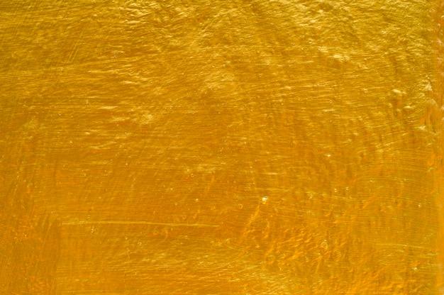 Fundo de parede dourada