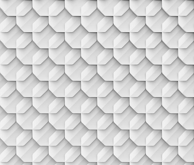 Fundo de parede moderna padrão de telhado cinza