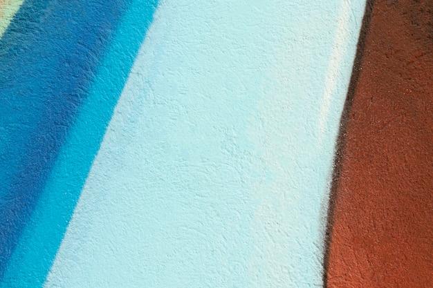 Fundo de parede pintado com textura Foto gratuita