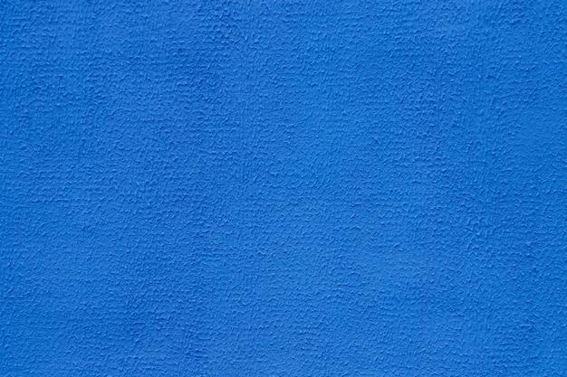 Fundo de parede tinta azul grão