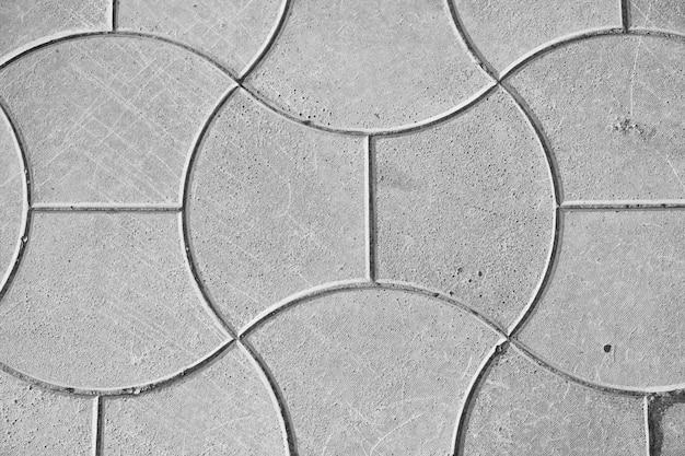 Fundo de pavimentação de concreto para fotos