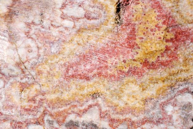 Fundo de pedra de mármore decorativo