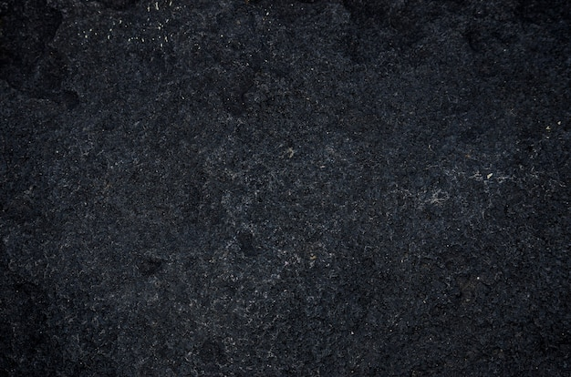 Fundo de pedra preto, fundo estampado