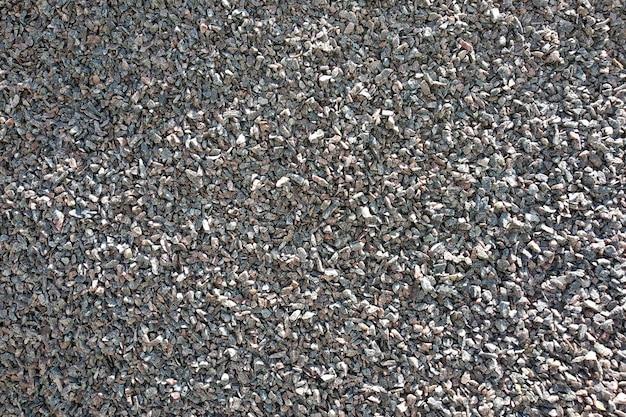 Fundo de pedras cinza
