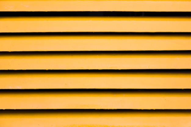 Fundo de persianas amarelas