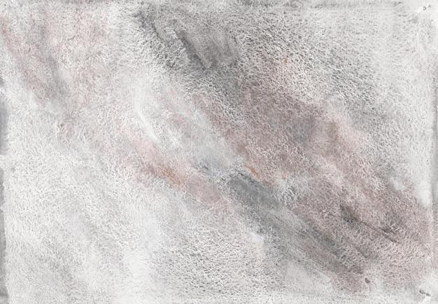 Fundo de pintura abstrata de tela de mármore cinza com textura dourada