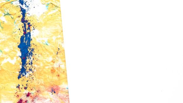 Fundo de pintura em aquarela para o festival de holi