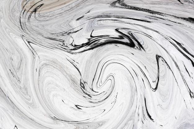 Fundo de pintura marmorizada