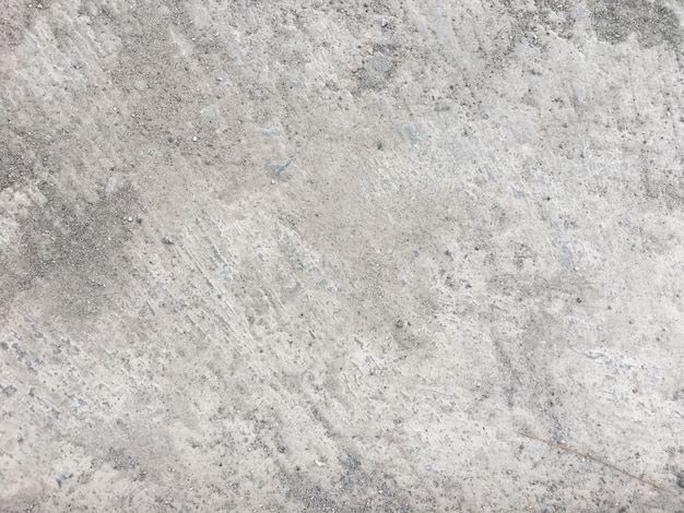 Fundo de piso de concreto muito sujo empoeirado