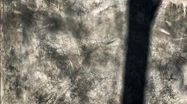 Fundo de piso de concreto