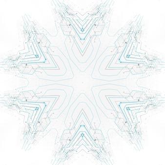 Fundo de placa de circuito de estilo de tecnologia de alta tecnologia. esquema digital minimalismo futurista formação avançada em engenharia