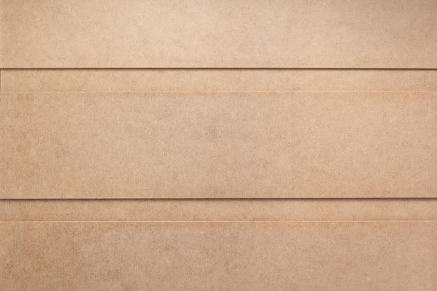 Fundo de placas de mdf de madeira como superfície de textura