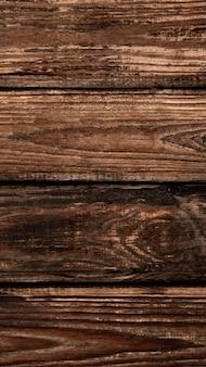 Fundo de porta de madeira antiga vertical.