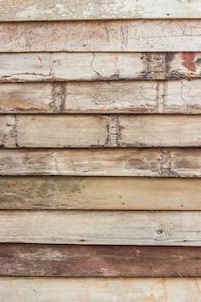 Fundo de prancha de madeira velha