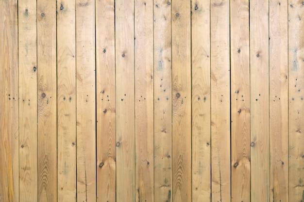 Fundo de prancha de textura de madeira vazia