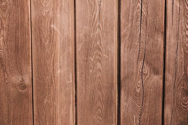 Fundo de pranchas de madeira resistiu