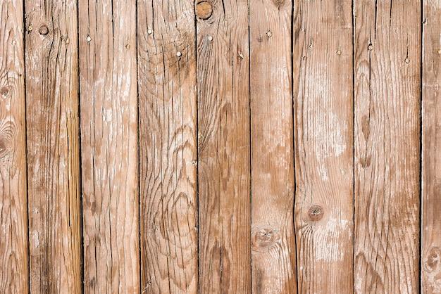 Fundo de pranchas de madeira velha