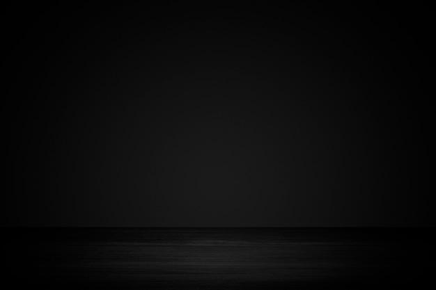 Fundo de produto de parede cinza escuro liso