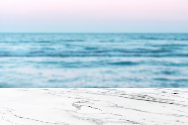 Fundo de produto de praia