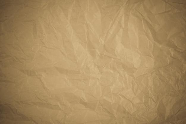 Fundo de reciclagem de papel amassado.