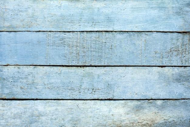 Fundo de revestimento de textura de madeira azul