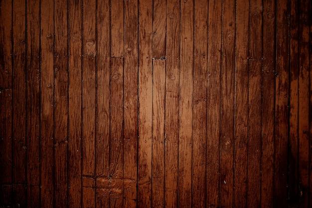 Fundo de ripas de madeira envelhecida