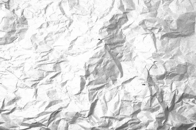 Fundo de sobreposição de papel amassado grunge