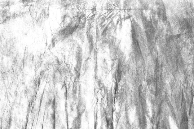 Fundo de sobreposição de textura de tecido amassado