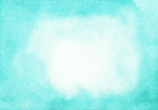 Fundo de superfície aquarela verde claro