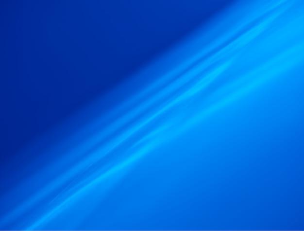 Fundo de superfície azul abstrato inclinado