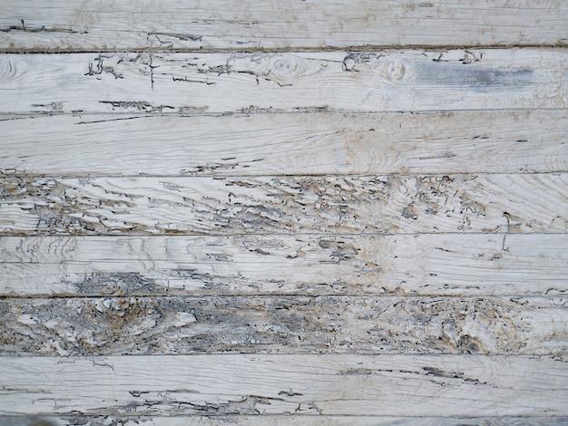 Fundo de superfície de madeira macia branca