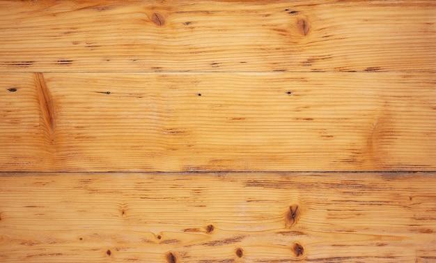 Fundo de tábuas de madeira natural.
