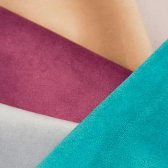 Fundo de tecido abstrato